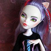 Куклы и игрушки ручной работы. Ярмарка Мастеров - ручная работа ООАК кукла Monster High, Ever After High, Bratz. Handmade.