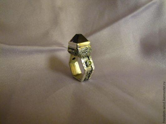 """Кольца ручной работы. Ярмарка Мастеров - ручная работа. Купить """"Древний Артефакт"""". Handmade. Кольцо с аметистом, ручная работа handmade"""