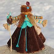 """Куклы и пупсы ручной работы. Ярмарка Мастеров - ручная работа Кукла-оберег """"Путешественница"""". Handmade."""