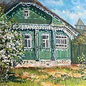 Картины и панно handmade. Livemaster - original item Oil painting