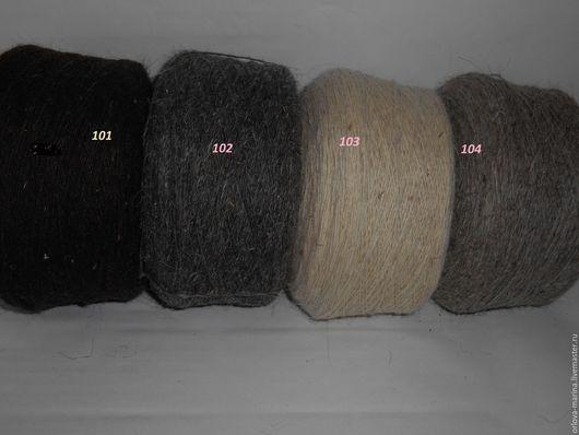 Вязание ручной работы. Ярмарка Мастеров - ручная работа. Купить шерстяная пряжа    носочная Колхозная. Handmade. Купить пряжу