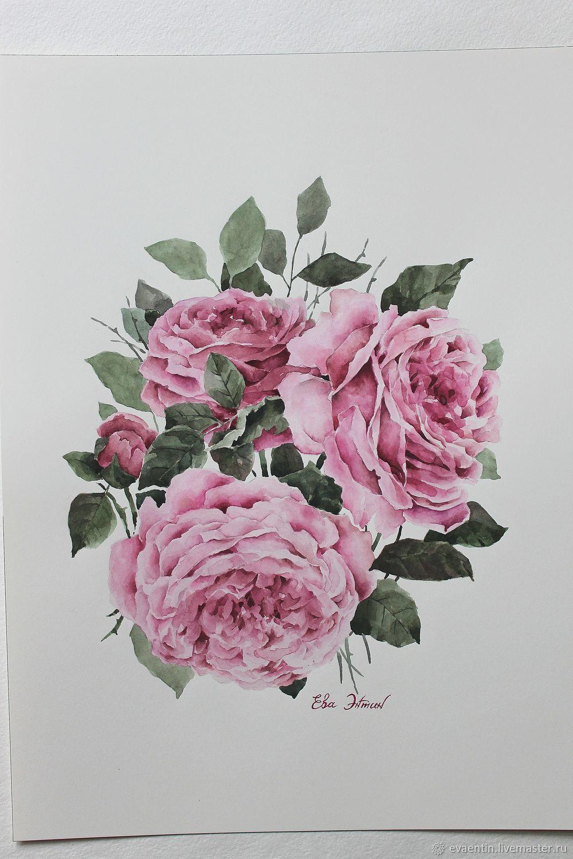 'Vintage roses', Pictures, Zvenigorod,  Фото №1