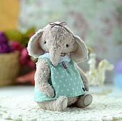 Куклы и игрушки ручной работы. Ярмарка Мастеров - ручная работа Друзья тедди. Слоник Элли. Handmade.