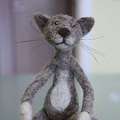 Куклы и игрушки ручной работы. Ярмарка Мастеров - ручная работа Безродный. Handmade.