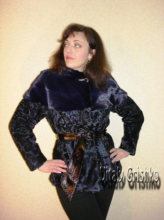 """Верхняя одежда ручной работы. Ярмарка Мастеров - ручная работа. Купить шубка """"swakara"""". Handmade. Свакара, каракульча"""