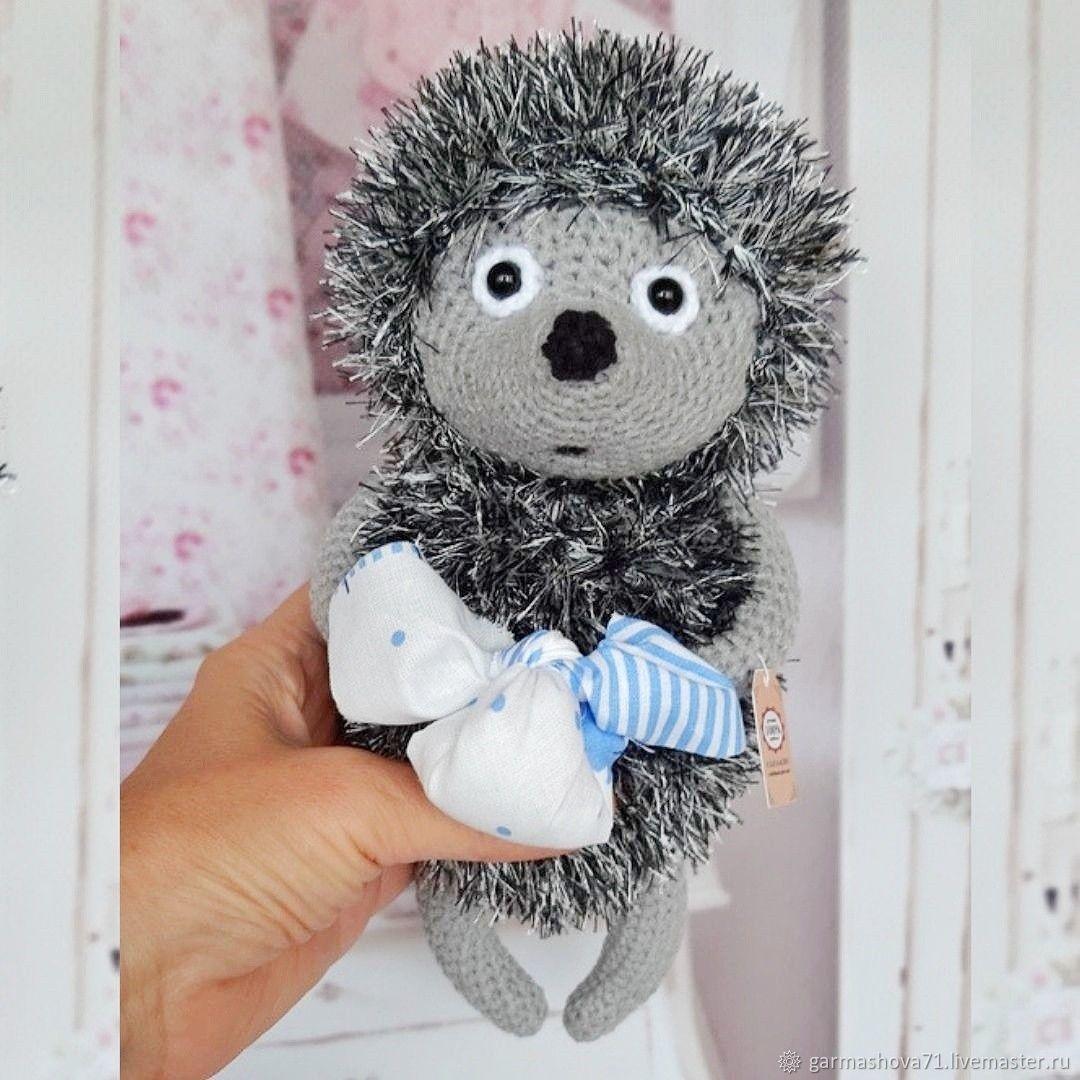 hedgehog in the fog, Stuffed Toys, Tula,  Фото №1