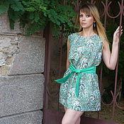 """Одежда ручной работы. Ярмарка Мастеров - ручная работа Летнее платье """"Мэри"""". Handmade."""