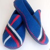 Обувь ручной работы handmade. Livemaster - original item Sneaker men`s felted. Handmade.