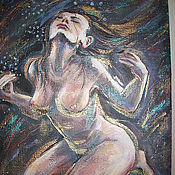 """Картины и панно ручной работы. Ярмарка Мастеров - ручная работа """"Удовольствие"""". Handmade."""