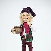 Куклы и игрушки ручной работы. Ярмарка Мастеров - ручная работа я вас научу деньги тратить. Handmade.