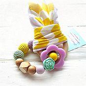 Куклы и игрушки handmade. Livemaster - original item Teethers