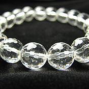 Украшения handmade. Livemaster - original item Bracelet rhinestone