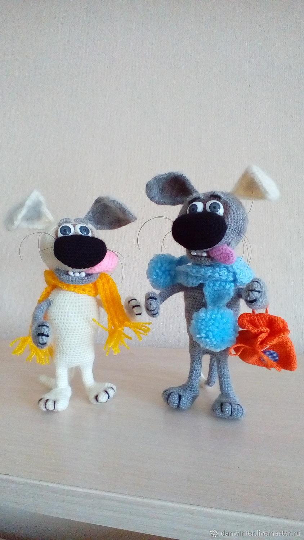 Собаки, Мягкие игрушки, Александров,  Фото №1
