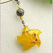 Украшения handmade. Livemaster - original item pendant