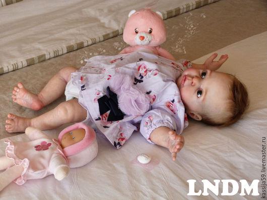Куклы и игрушки ручной работы. Ярмарка Мастеров - ручная работа. Купить молд (заготовка)Уиллоу. Handmade. Бледно-розовый, винил