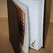 Канцелярские товары handmade. Livemaster - original item notepad. Handmade.