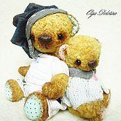 Куклы и игрушки ручной работы. Ярмарка Мастеров - ручная работа Тедди Мишки - уличные бродяжки. Handmade.