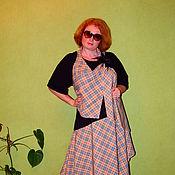 """Одежда ручной работы. Ярмарка Мастеров - ручная работа Платье-двойка """"Счастье"""". Handmade."""