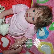 Куклы и игрушки ручной работы. Ярмарка Мастеров - ручная работа Кукла реборн Ровашка. Handmade.