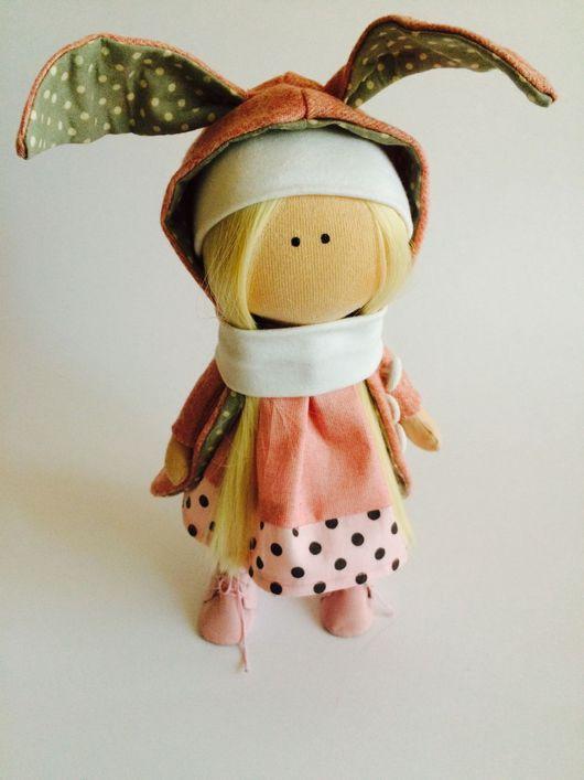 Куклы тыквоголовки ручной работы. Ярмарка Мастеров - ручная работа. Купить Интерьерная кукла.Кукла ручной работы .. Handmade.