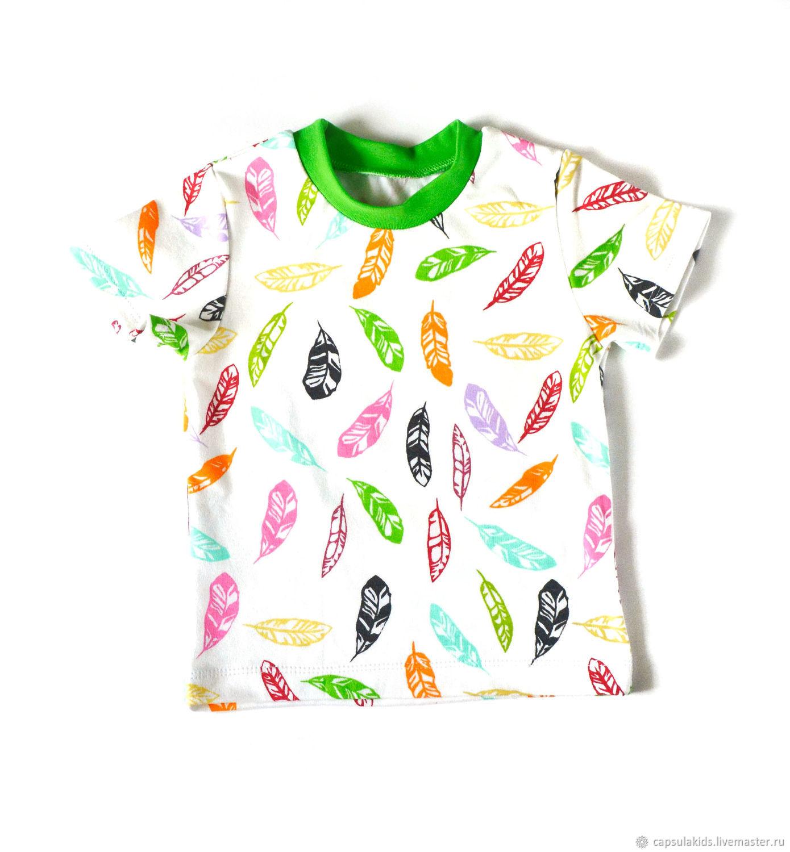 CapsulaKids футболка, Футболки, Серпухов,  Фото №1