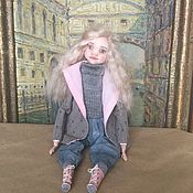 Куклы и пупсы ручной работы. Ярмарка Мастеров - ручная работа Кукла Домисолька. Handmade.
