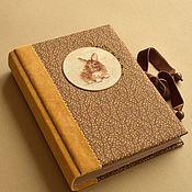 Фотоальбомы ручной работы. Ярмарка Мастеров - ручная работа «Крольчонок», детский фотоальбом. Handmade.