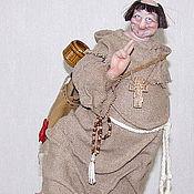 Куклы и пупсы ручной работы. Ярмарка Мастеров - ручная работа Кукла Капуцин. Handmade.