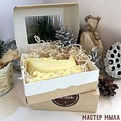 """Мыло ручной работы. Ярмарка Мастеров - ручная работа Натуральное мыло """"Кастилья"""" на масле сорта EV. Handmade."""