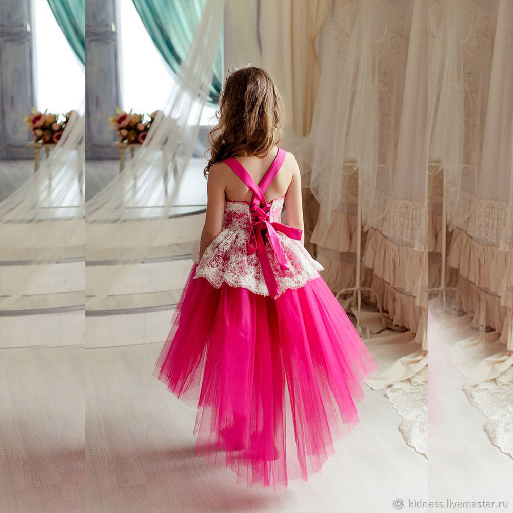 """Детское платье """"Волшебная фея"""""""