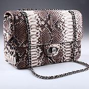 Сумки и аксессуары handmade. Livemaster - original item Bag made from Python IMP0022Z2. Handmade.