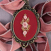 Украшения handmade. Livemaster - original item Pendant from the collection of the palm Branch. Handmade.