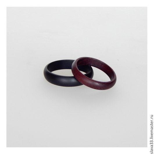 Кольца ручной работы. Ярмарка Мастеров - ручная работа. Купить Деревянные кольца.. Handmade. Кольца, деревянные кольца, деревянная свадьба