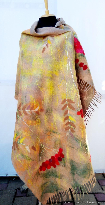 Necklace 'Autumn', Wraps, Yeisk,  Фото №1