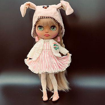 Куклы и игрушки ручной работы. Ярмарка Мастеров - ручная работа Кукла Блайз кастом Blythe Лика. Handmade.