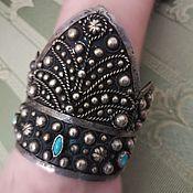 Vintage bracelets handmade. Livemaster - original item Rare vintage bracelet. Handmade.