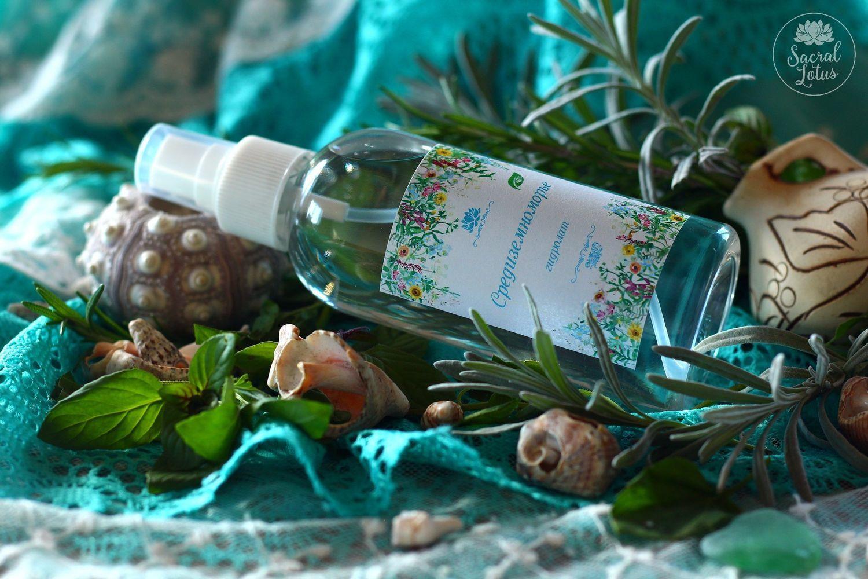 Oily And Combination Mediterranean, Tonics, Goryachy Klyuch,  Фото №1