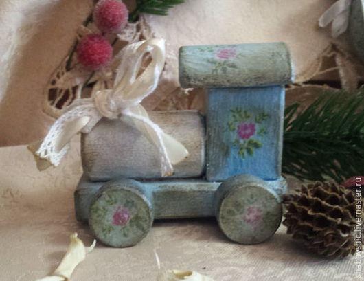Новый год 2017 ручной работы. Ярмарка Мастеров - ручная работа. Купить Набор новогодних игрушек. Handmade. Голубой, обезьяна, дерево