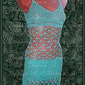 """Одежда ручной работы. Ярмарка Мастеров - ручная работа Сарафан """"Летний бриз"""". Handmade."""