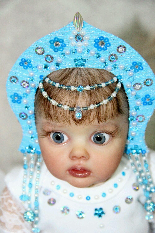 Малышка Снегурочка, Куклы Reborn, Краснодар,  Фото №1