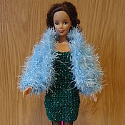 Куклы и игрушки ручной работы. Ярмарка Мастеров - ручная работа меховая куроточка. Handmade.