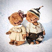 Куклы и игрушки ручной работы. Ярмарка Мастеров - ручная работа Шурик и Ириска. Handmade.
