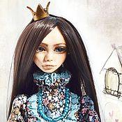Авторская кукла Василиса