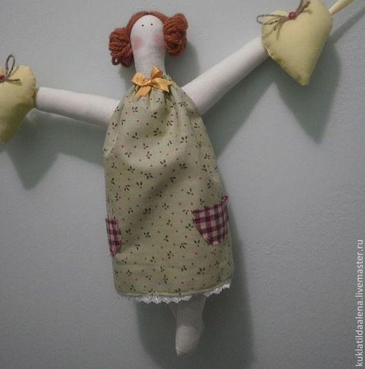 Куклы Тильды ручной работы. Ярмарка Мастеров - ручная работа. Купить Тильдогерлянда. Handmade. Тильда, тильда герлянда