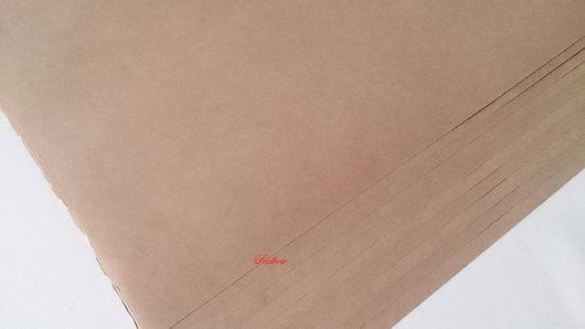 Упаковка ручной работы. Ярмарка Мастеров - ручная работа. Купить Крафт бумага Ч35. Handmade. Крафт, эко упаковка