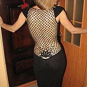 """Одежда ручной работы. Ярмарка Мастеров - ручная работа Платье """"Ночной коктейль"""". Handmade."""