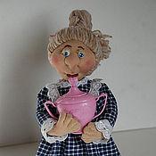 """Куклы и игрушки ручной работы. Ярмарка Мастеров - ручная работа кукла """"Бабушка"""". Handmade."""