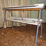 Материалы для творчества ручной работы. Ярмарка Мастеров - ручная работа стол для вязальной машины. Handmade.
