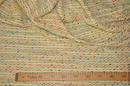 """Шитье ручной работы. Ярмарка Мастеров - ручная работа. Купить Шерсть """"CHANEL"""", Италия. Handmade. Ткани для шитья, одежда на заказ"""