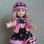 Работы для детей, ручной работы. Ярмарка Мастеров - ручная работа Наряд для любимой куклы. Handmade.